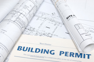 home building permit for remodeling
